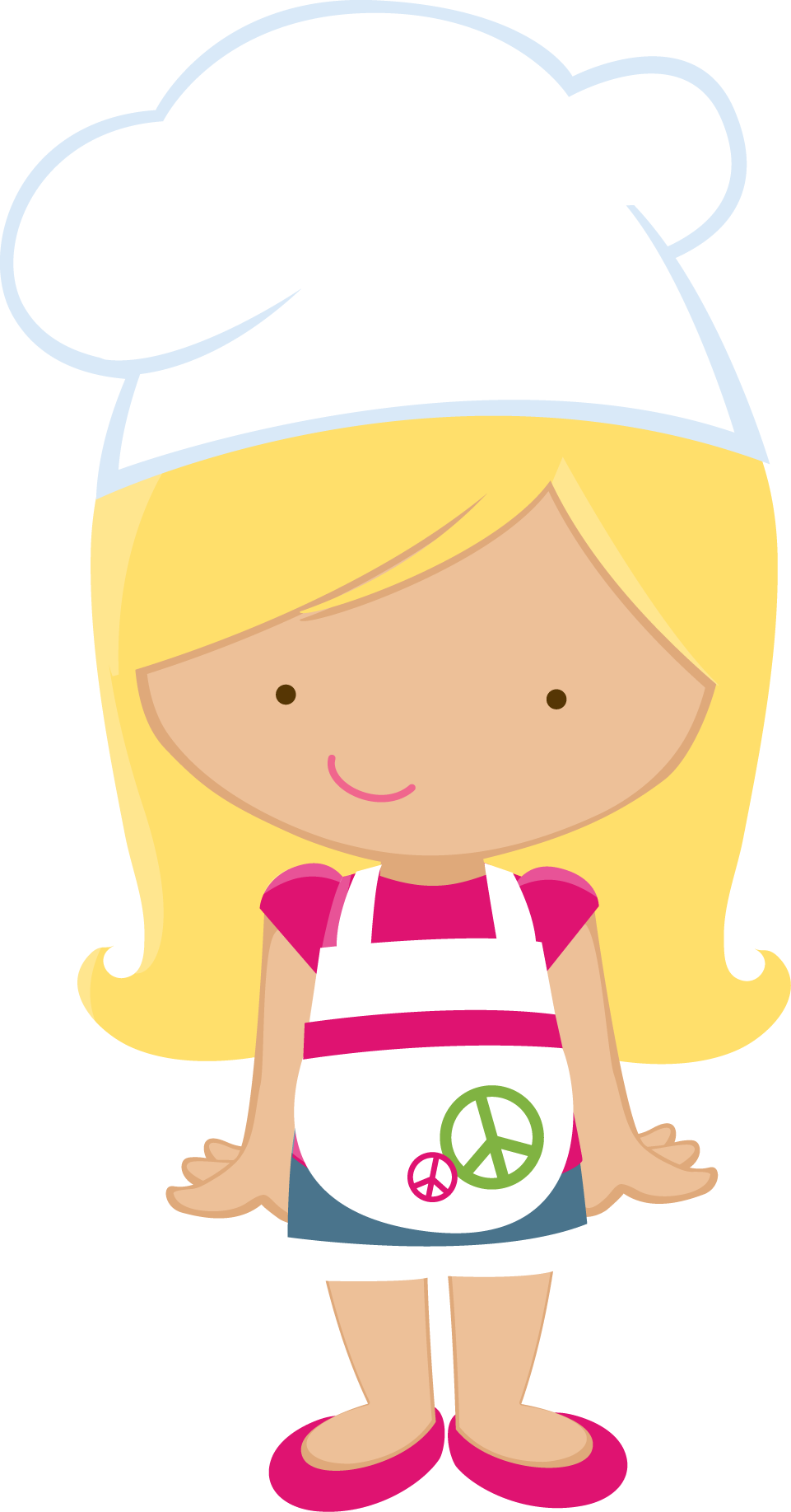 Girl clipart cooking. Zwd pizza party png