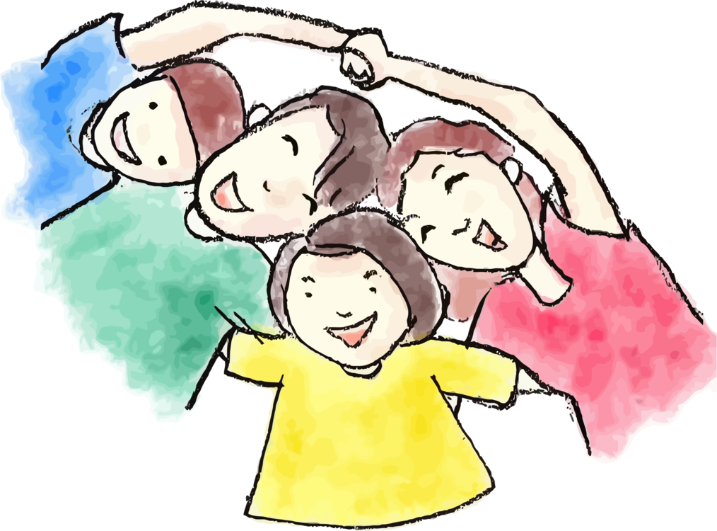 Mother clipart ofw. Family watercolor painting child