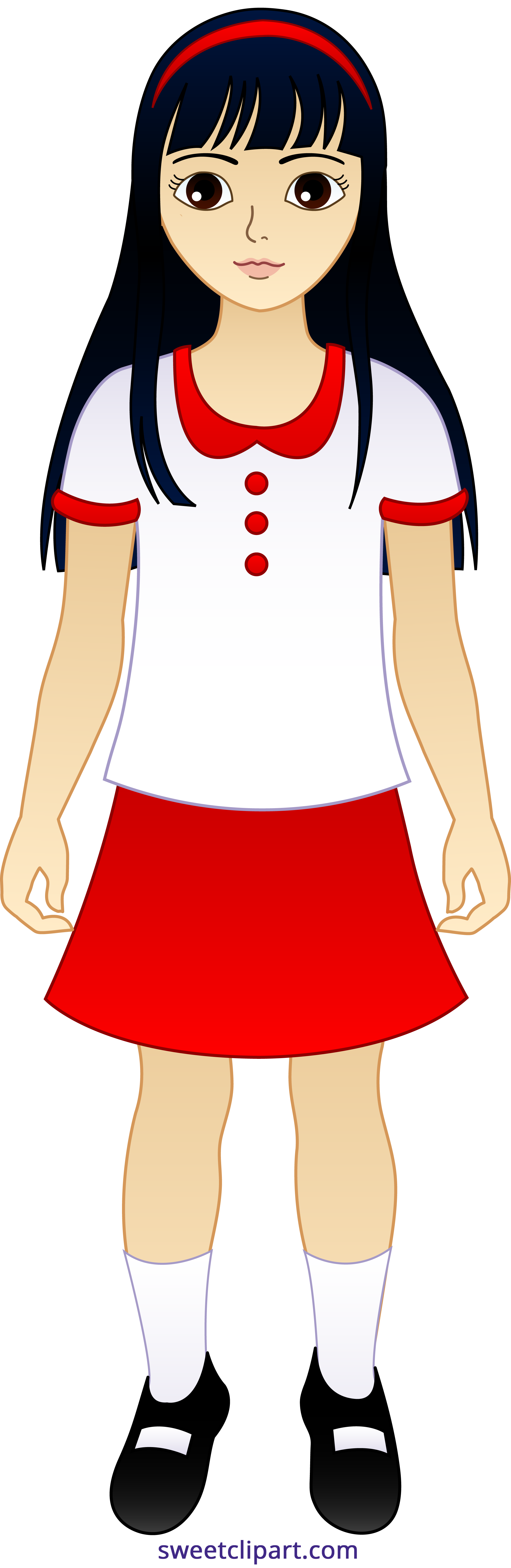 Girl clipart png. Little boy and at