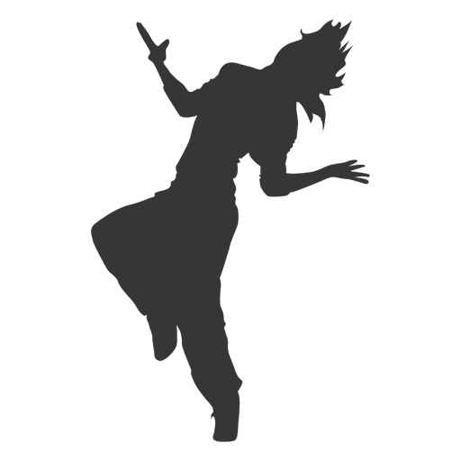 Vector dancer break dancing. Girl transparent png svg