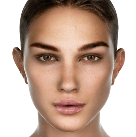 Girl face png. Download woman image hq