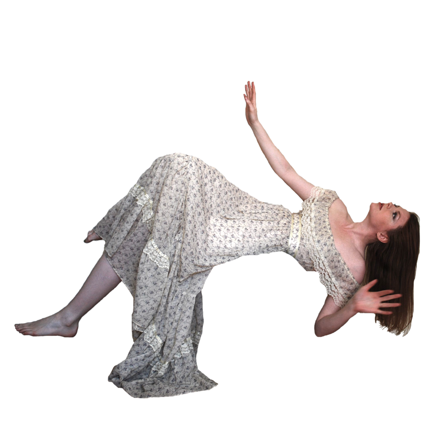 Girl falling png. Transparent mart