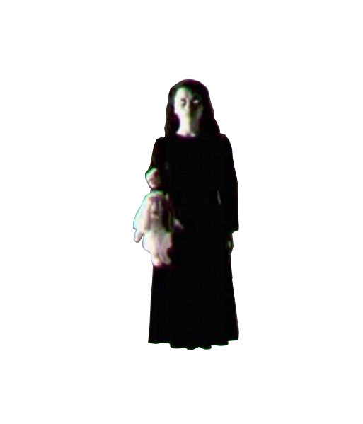 Girl ghost png. Avatan plus creepy scary