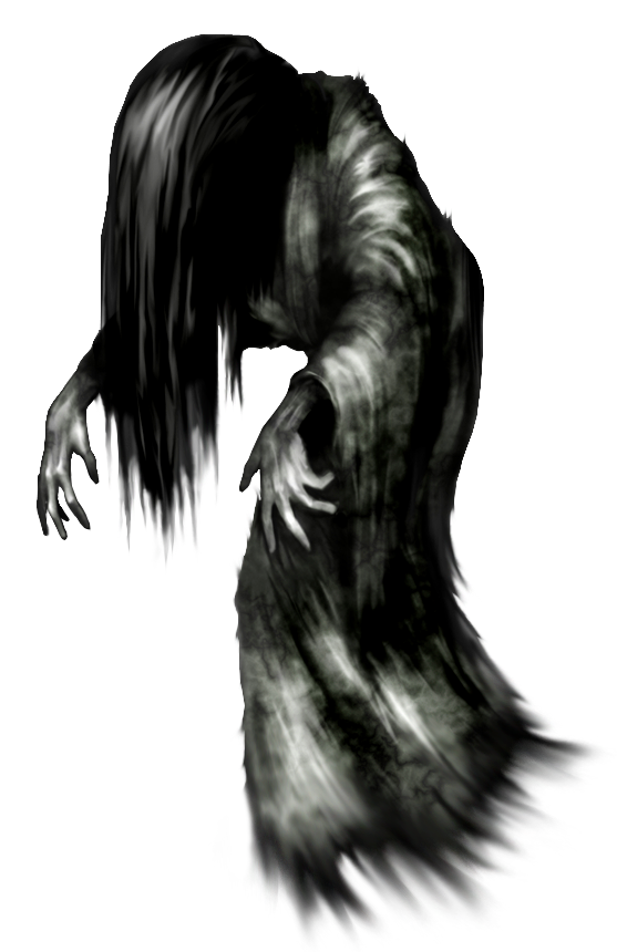 Ghost girl png