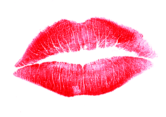 Red by natyjonasproductions on. Water color lips png picture free stock