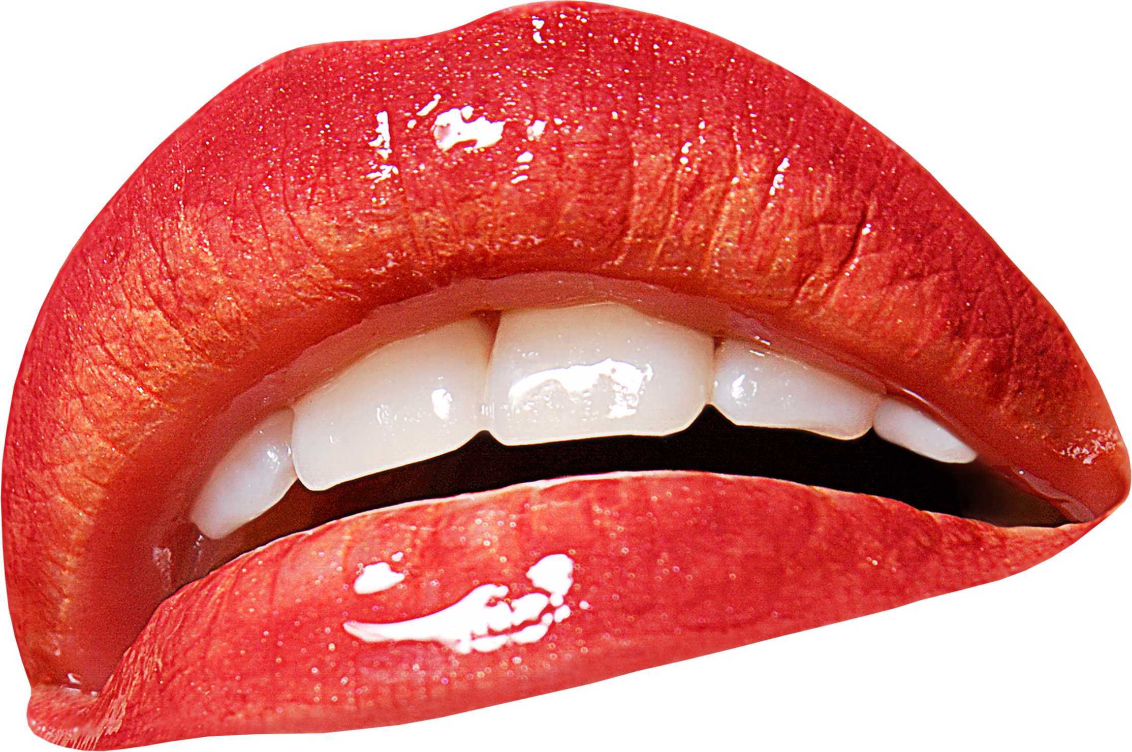 Red lips png. Image purepng free transparent