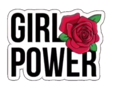 Girl power png. Images in collection page
