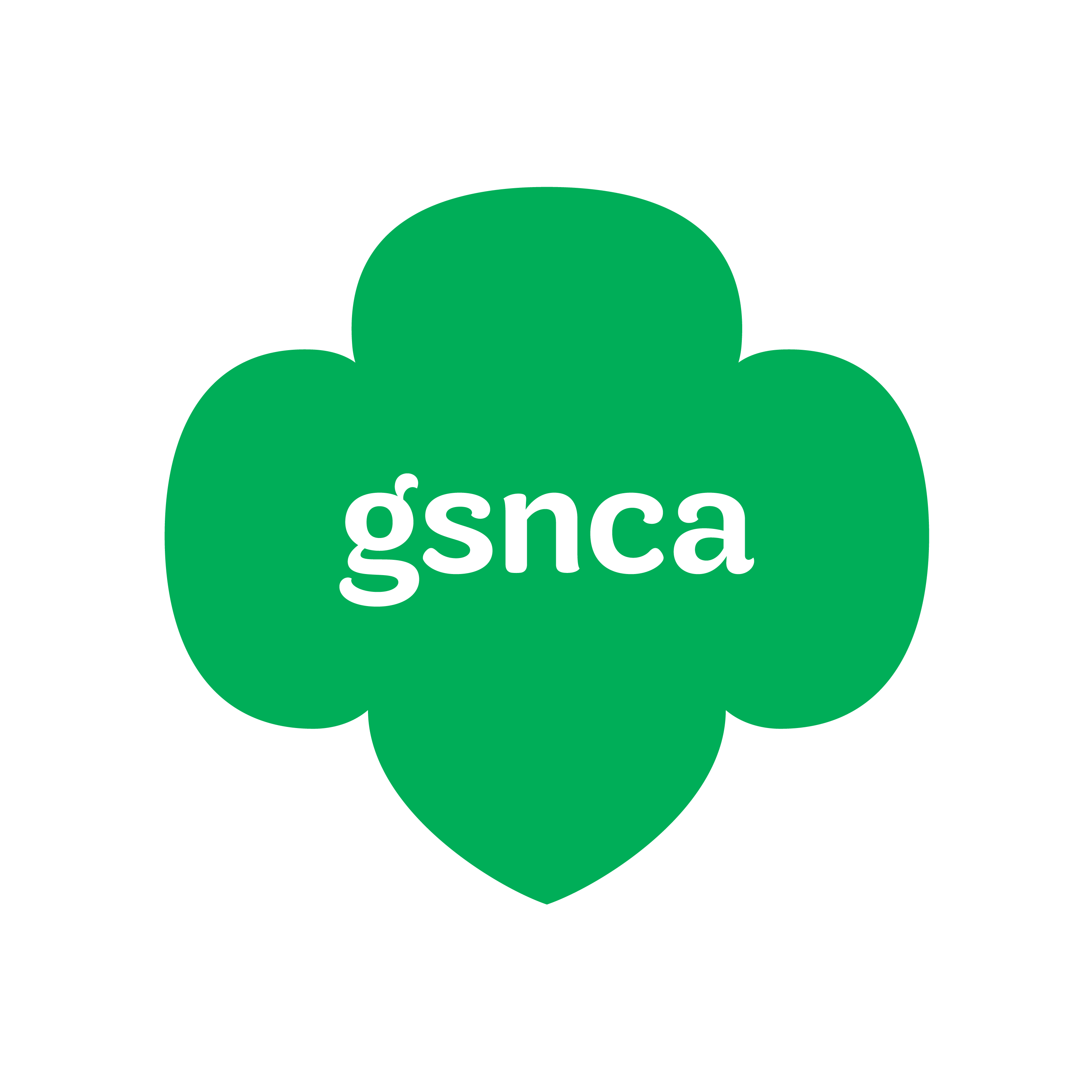Girl scout trefoil png. Our council brand center
