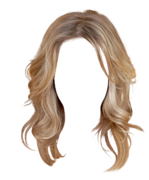 Wig vector doll. Hairstyle png a pinterest