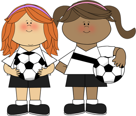 Soccer clipart. Free art pictures of