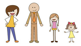 Girls standing together stock. Dad clipart two transparent