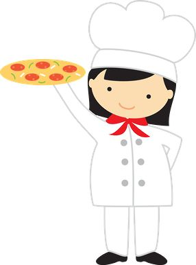 Catering clipart pizza chef. At getdrawings com free
