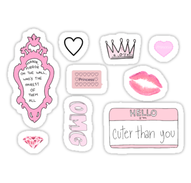 Girly tumblr png. Stickers sticker by amandabrynn