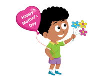 Give clipart happy mother. Search results for clip