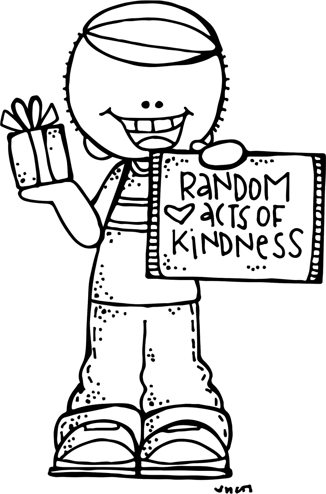 kindness clipart