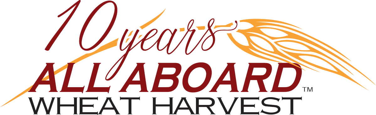 Giveaway drawing sunday. All aboard harvest on