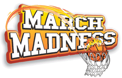 Giveaway drawing march madness. New dining specials and