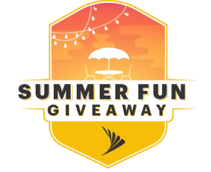 Giveaway drawing product. Sprint summer fun