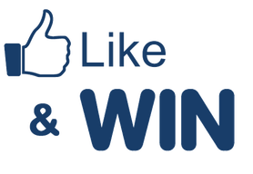 Giveaway transparent weekend. Facebook likes easternpennpoints