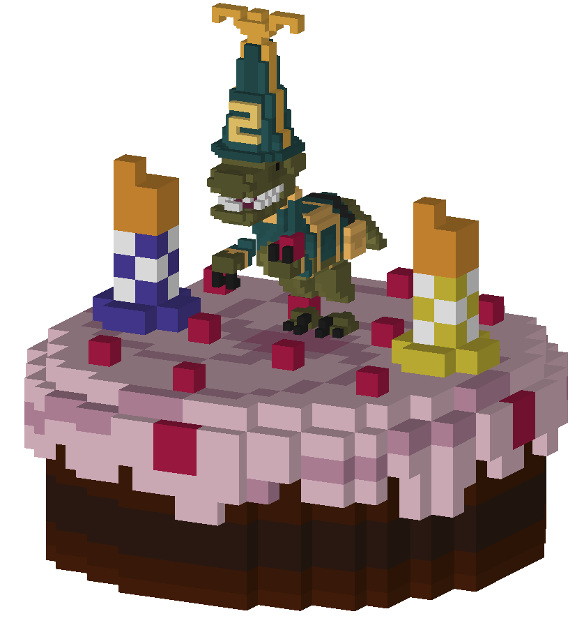 Giveaway transparent anniversary. Nd trove posted