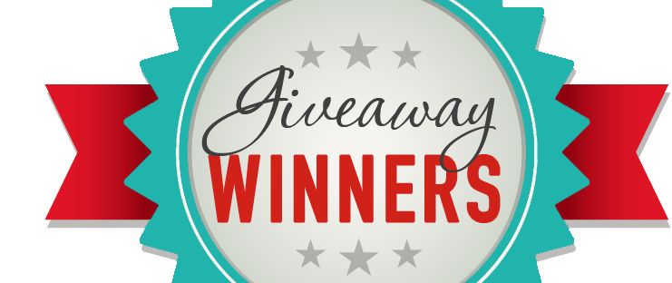 Giveaway transparent anniversary. The winners of my
