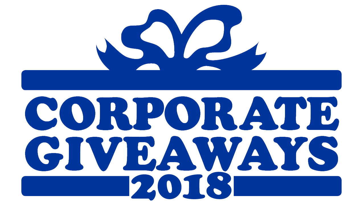 Giveaway transparent gift. Corporate giveaways buyers show