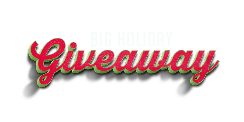 Giveaway transparent big. Campaign holiday client area