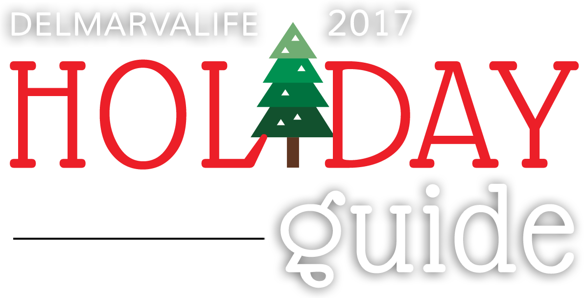 Giveaway transparent holiday. Delmarvalife guide