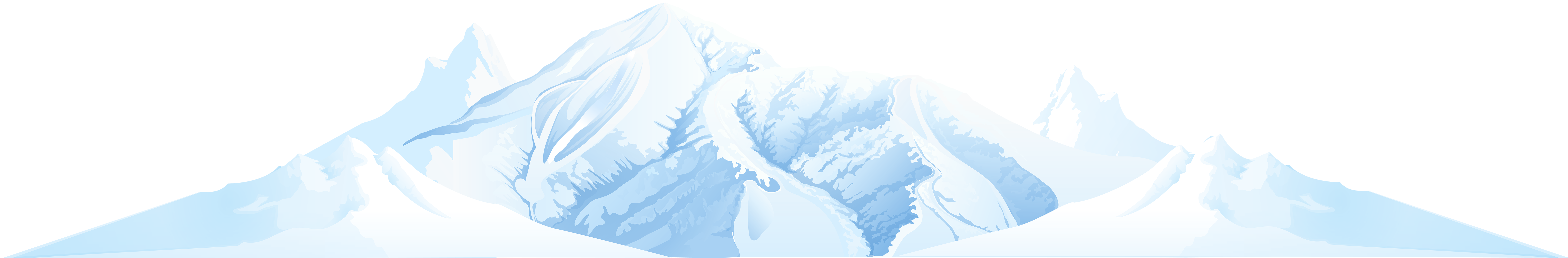 High clipart mountain slope. Winter transparent png clip