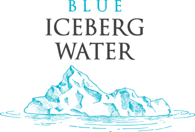 Iceberg clipart ice block. Purest water on earth