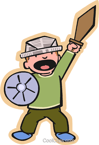 Gladiator clipart. Collection of free digladiation