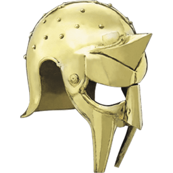 Brass arena ah b. Gladiator helmet png clipart black and white library