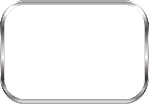 Glass frame png. Images of chrome texture