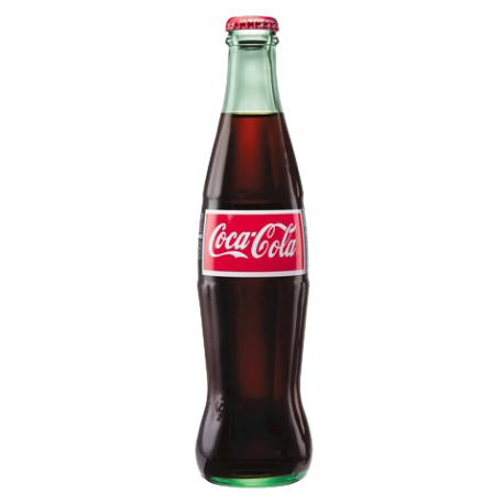 Mexican coca cola png. Ml glass bottle the
