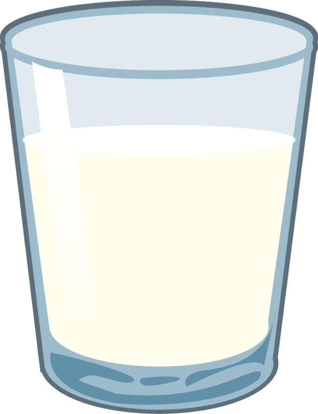 Milk clipart. Free glass cliparts download