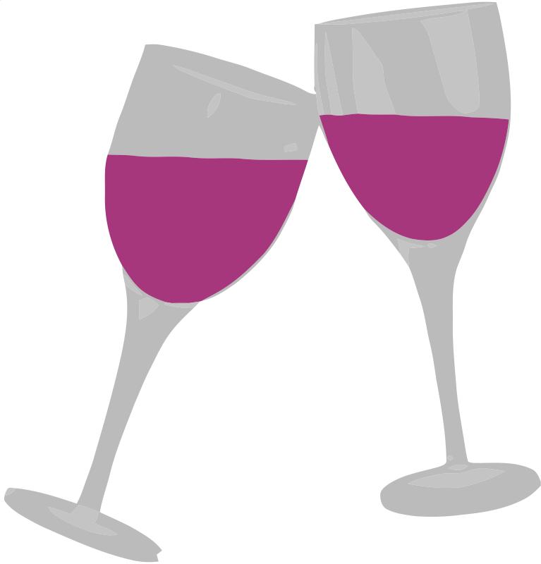 Free wine goblet cliparts. Transparent photographs glass image free library