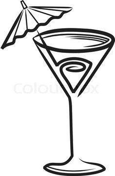 glass clipart martini glass