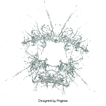 Cracked glass png. Broken vectors psd and