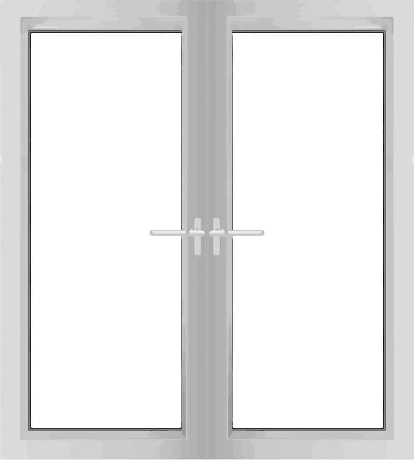 glass door png