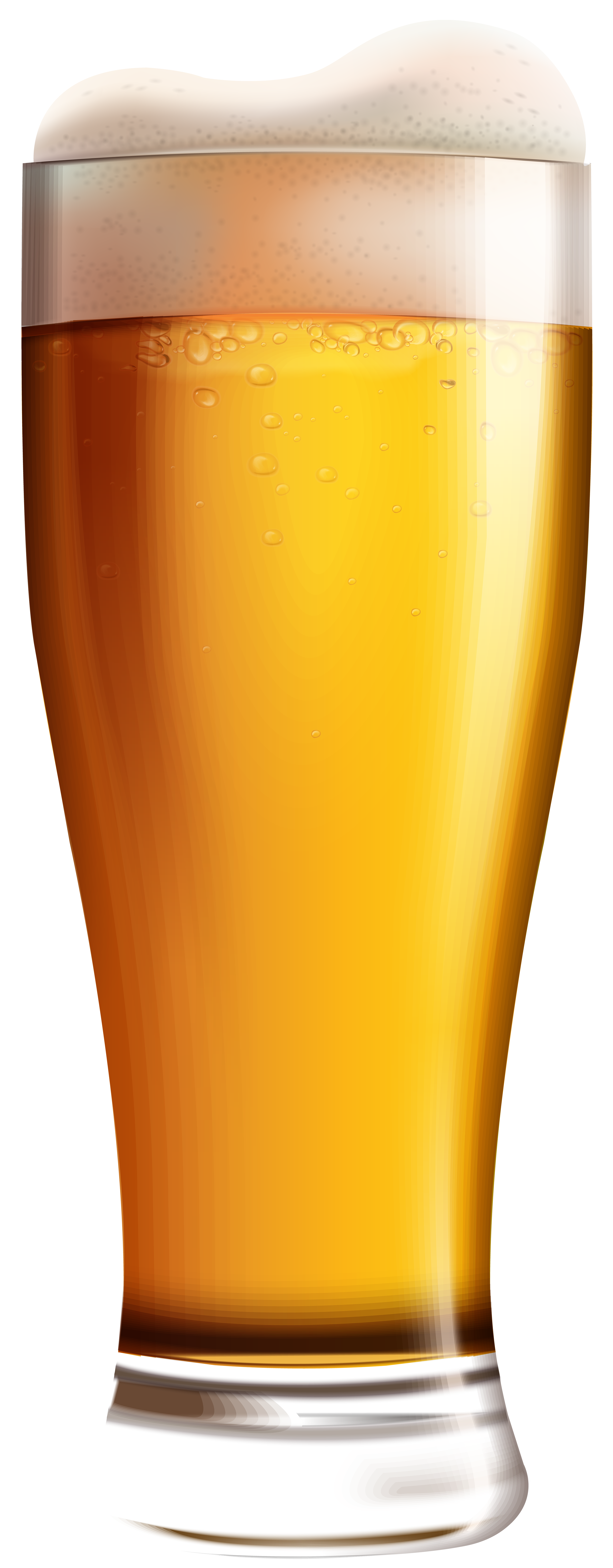Glass of beer png. With clip art image