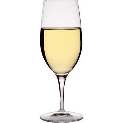 Glass of champagne png. Transparent stickpng white wine