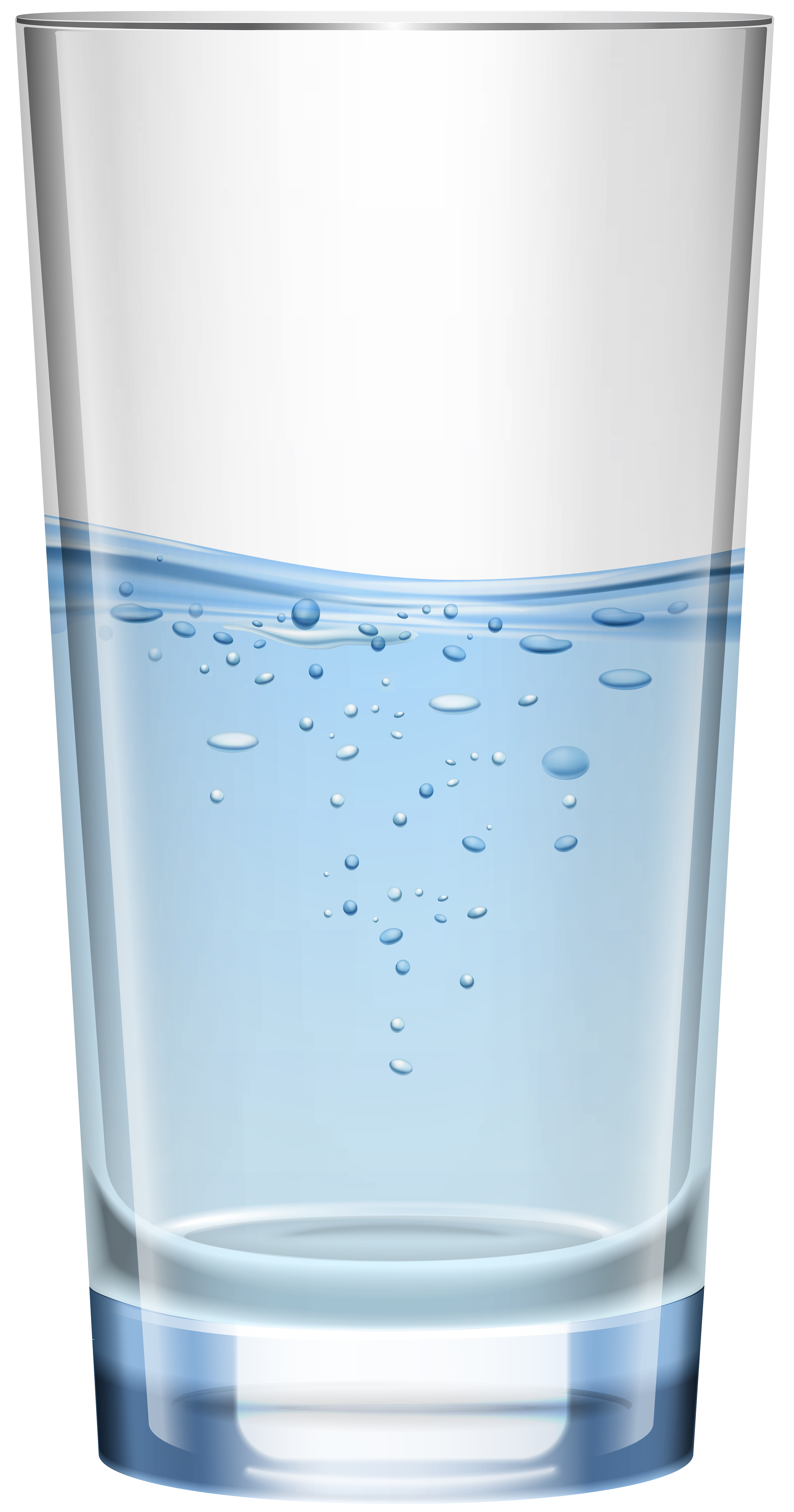 Glass of water png. Clip art gallery yopriceville