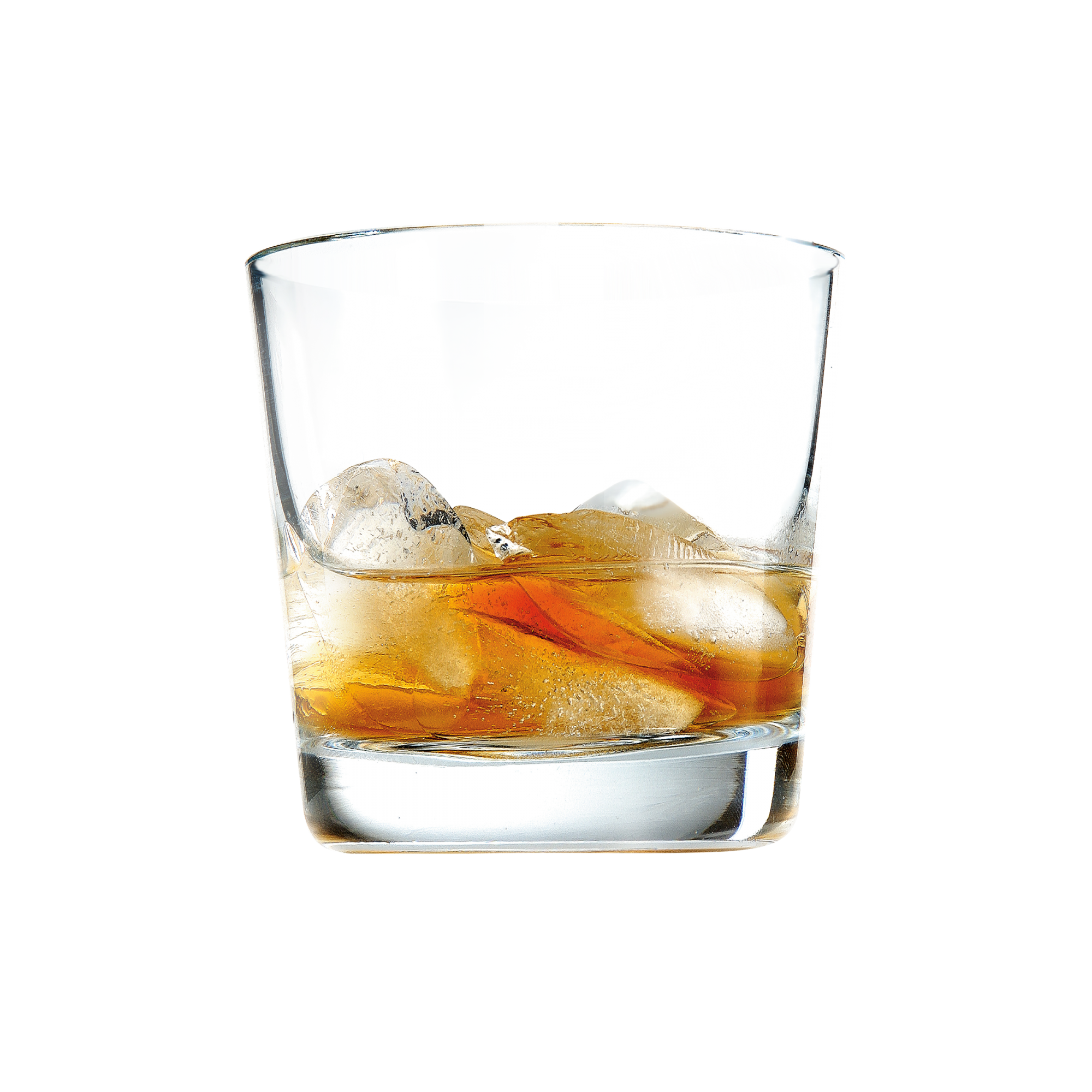 Glass of whiskey png. Distilled beverage beer non