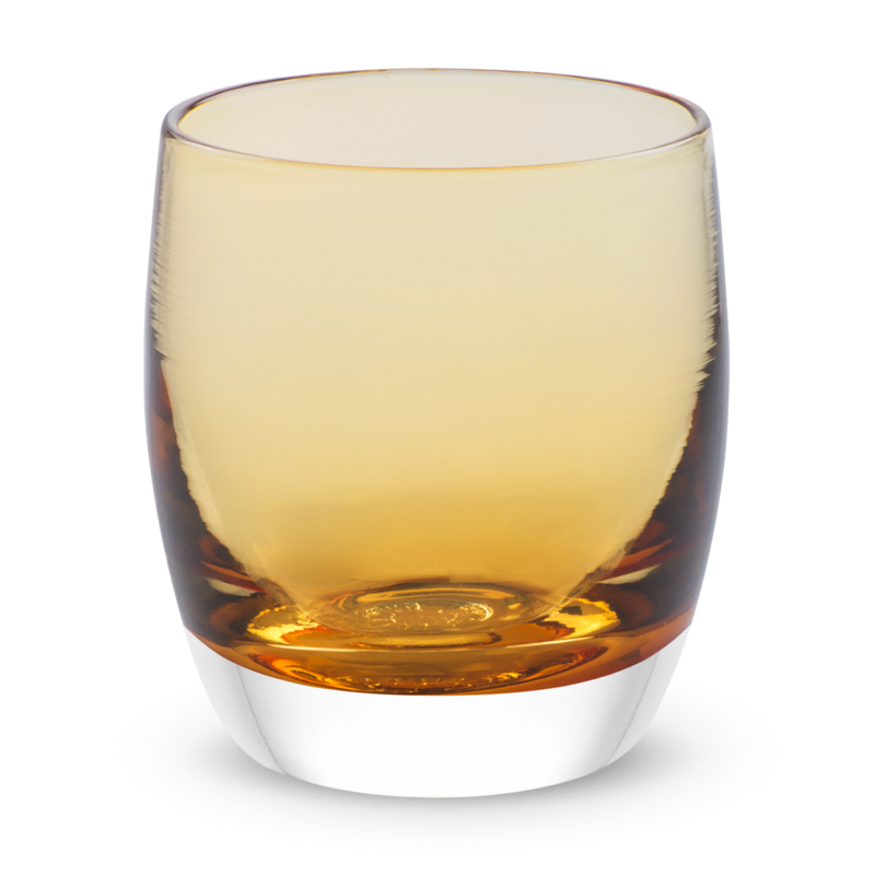 Glass of whiskey png. Glassybaby