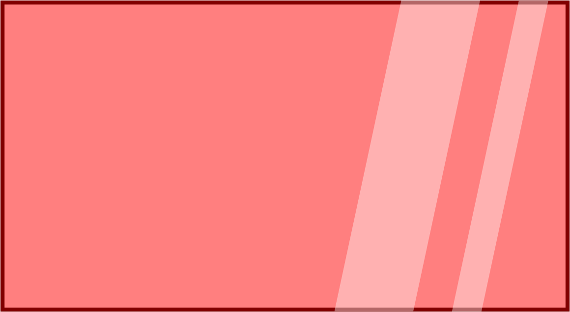 Glass pane png. Image red object shows