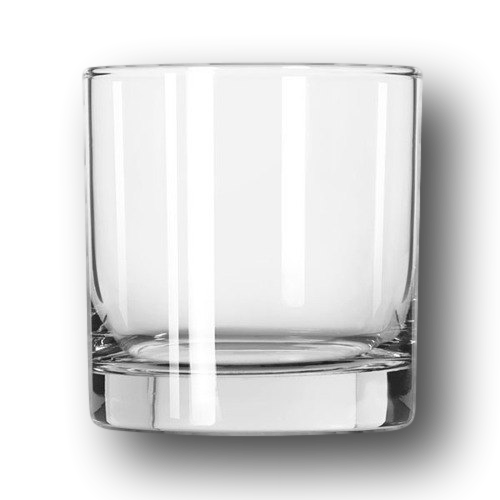 vector shot glass