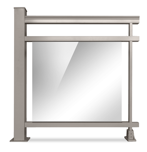 Glass railing png. Quality railings manufacturer in