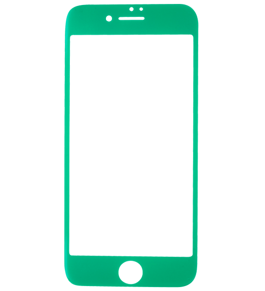 Glass screen png. Protector for iphone i