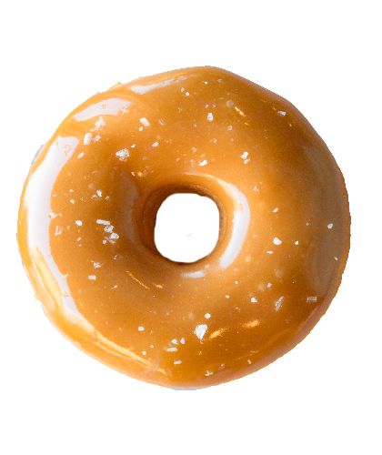 Glazed donut png. Donuts flavor availability rotates
