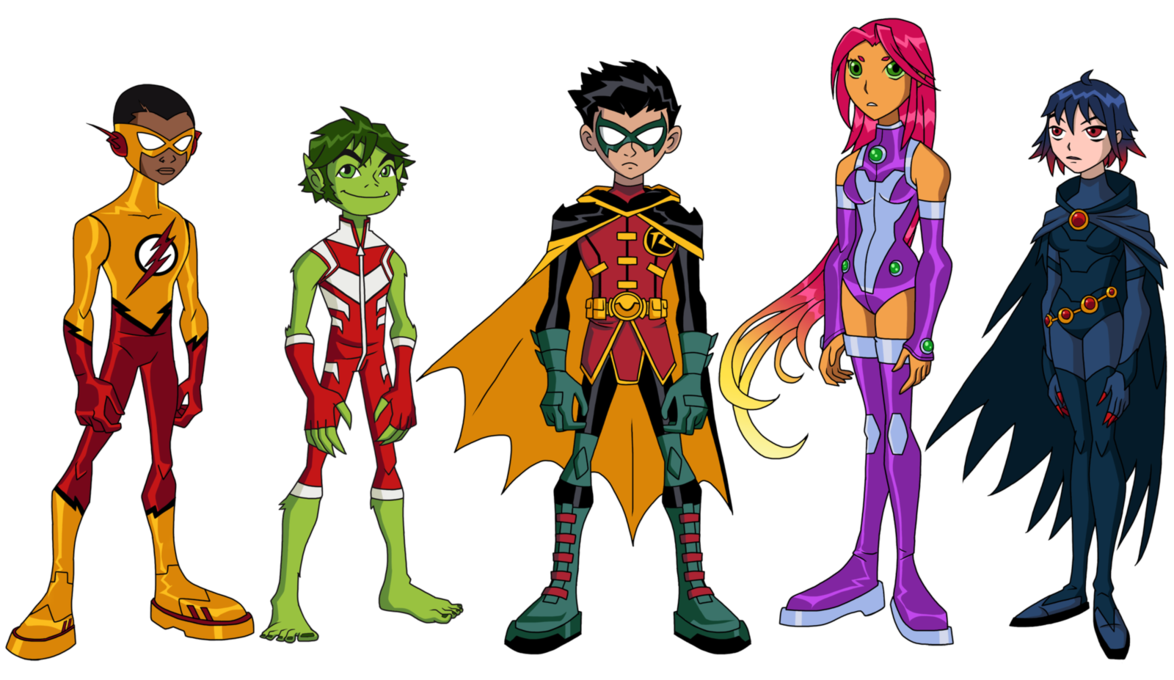 Glee drawing group boy. Teen titans rebirth by